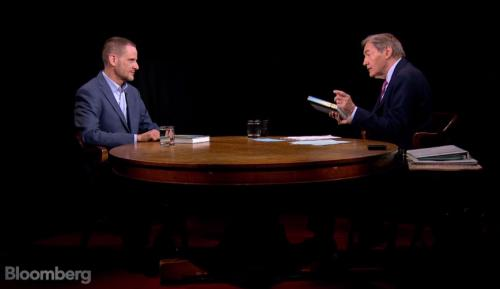 Charlie Rose Interviewing Philip Gorski